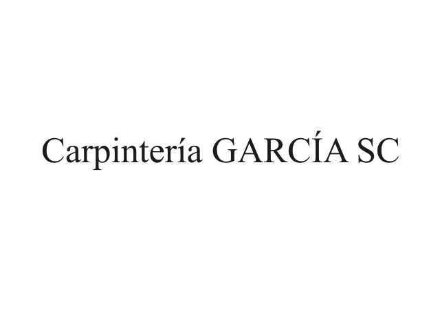 carpintería_garcía_sc_logo