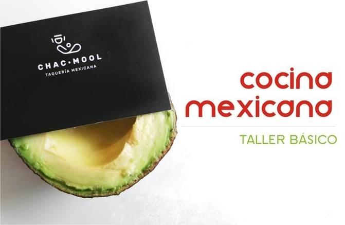 TALLER BÁSICO DE COCINA MEXICANA por Chac Mool en Nigrán
