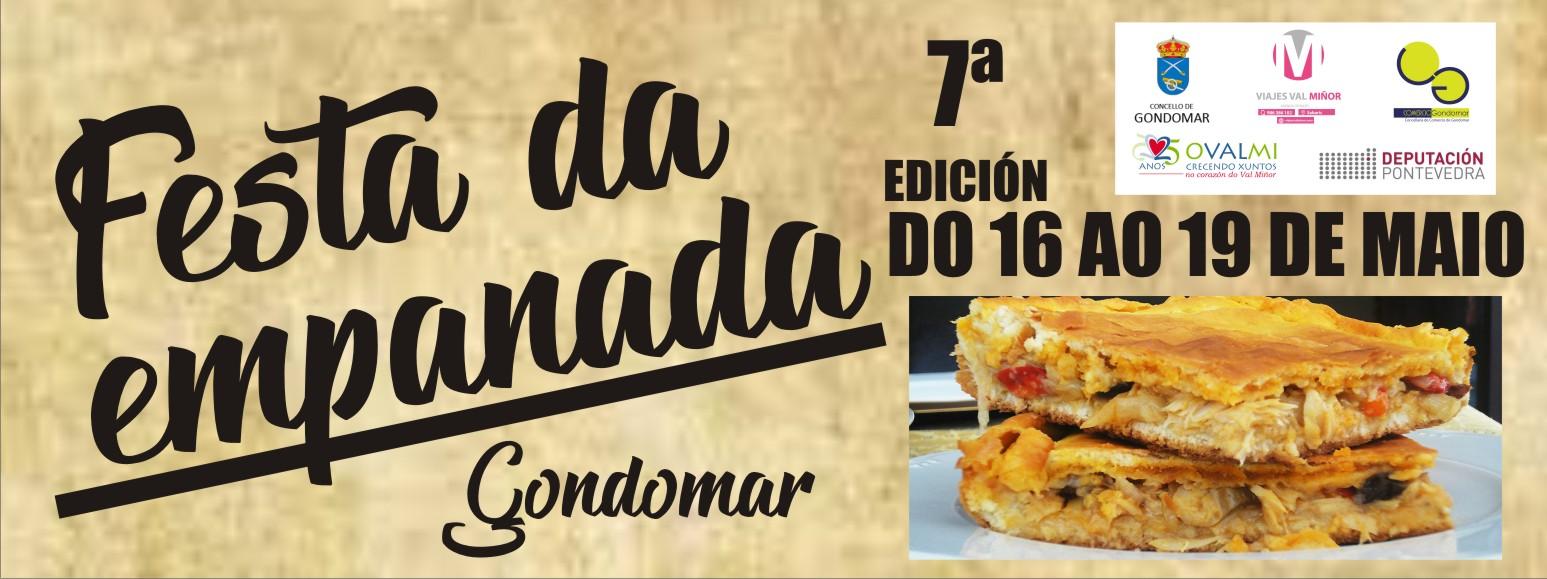 7ª Edición de la «Festa da Empanada» en Gondomar.