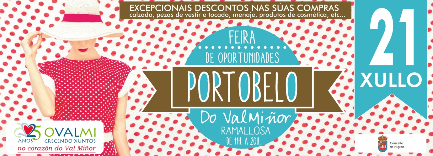 9ª Edición de la Feria de Oportunidades «PORTOBELO…