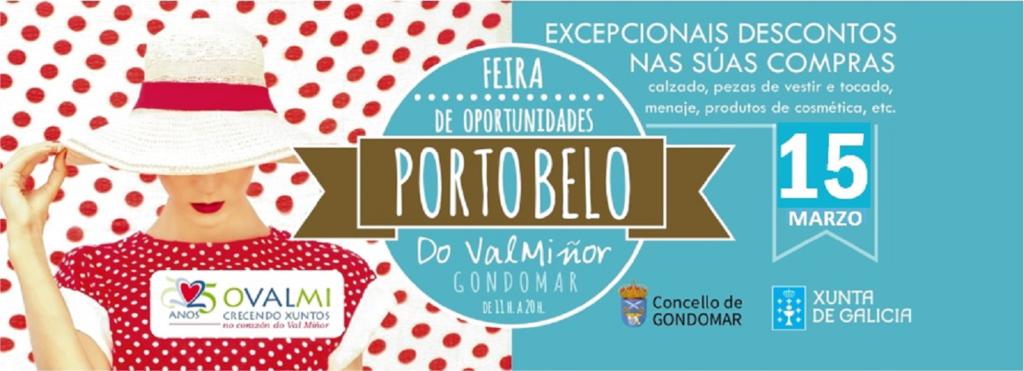 La 10ª Edición de la Feria de Oportunidades, PORTO…