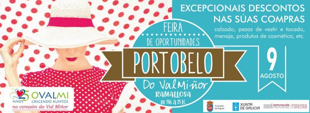 11ª Edición de la Feria de Oportunidades «PORTOBEL…