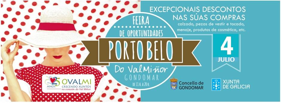 12ª Edición de la Feria de Oportunidades «PORTOBEL…