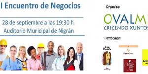 NETWORKING: III Encuentro de Negocios OVALMI Septiembre 2017