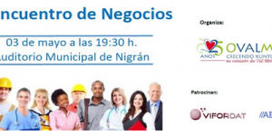 NETWORKING: IV Encuentro de Negocios OVALMI Mayo 2018
